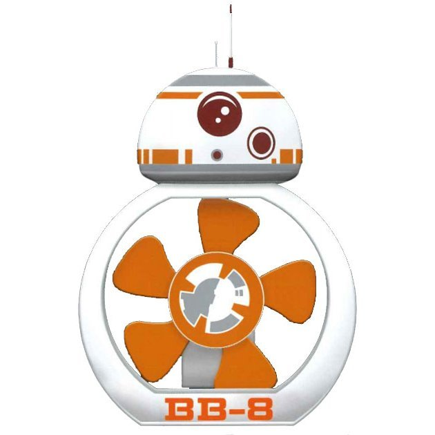 Star Wars USB Mini Fan: BB-8