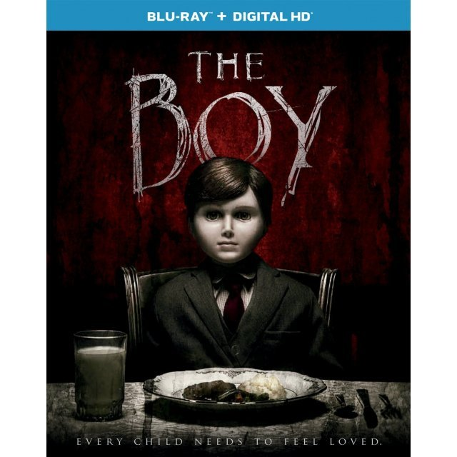 The Boy  [Blu-ray+Digital HD]