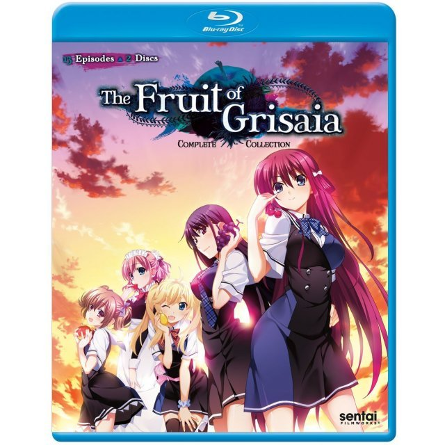 The Fruit Of Grisaia: Season 1