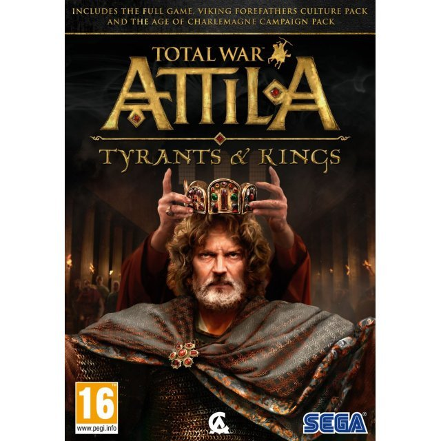 Total War: Attila - Tyrants and Kings