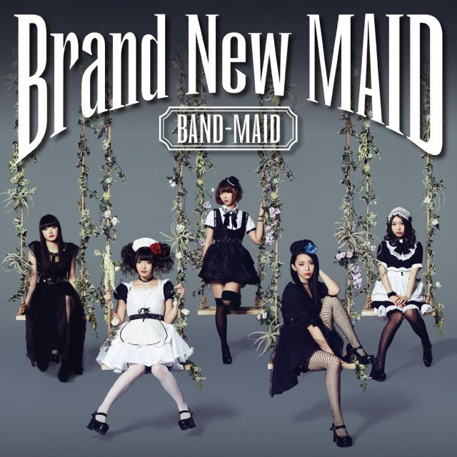 Brand New Maid [CD+DVD Type A]
