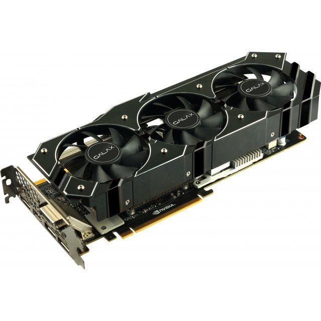 GALAX GeForce GTX 980 Ti OC Black Edition, 6GB GDDR5