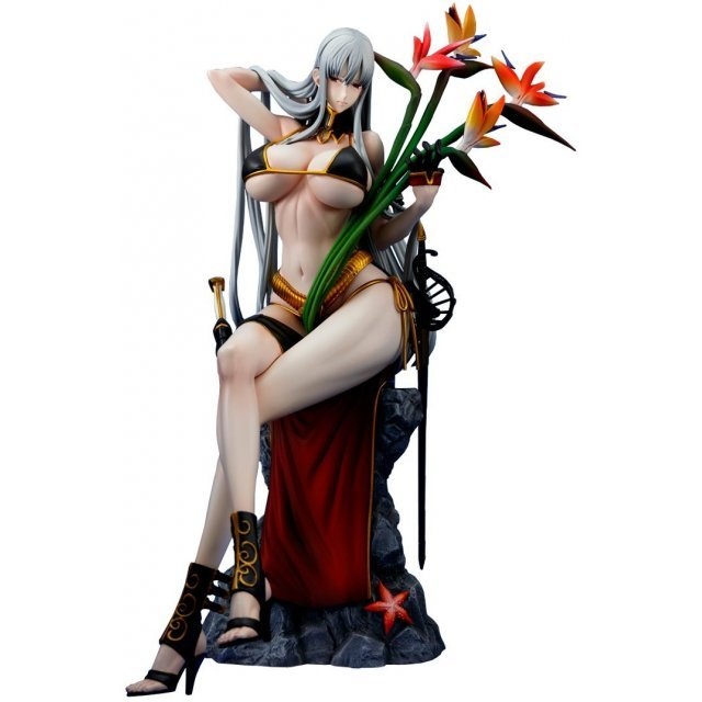 Valkyria Chronicles 1/6 Scale Pre-Painted Figure: Selvaria Bles -Everlasting Summer-