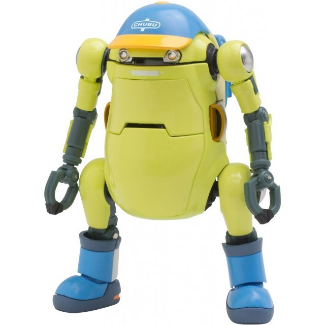 35 Mechatro WeGo Pre-Painted Figure: Deluxe Yellow Green