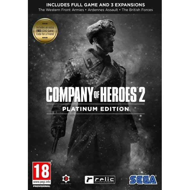 Company of Heroes 2: Platinum Edition (DVD-ROM)