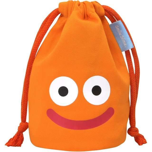Dragon Quest Mini Kinchaku: Smile Slime (Orange)