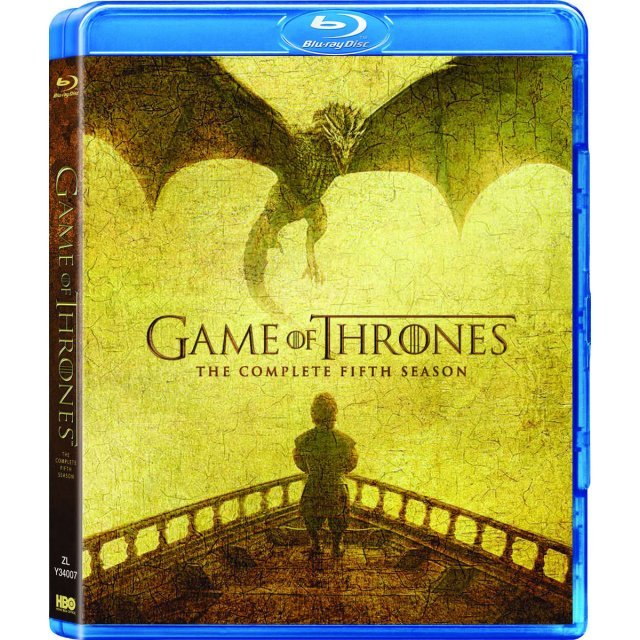 Game of Thrones Season 5 [4-Discs]