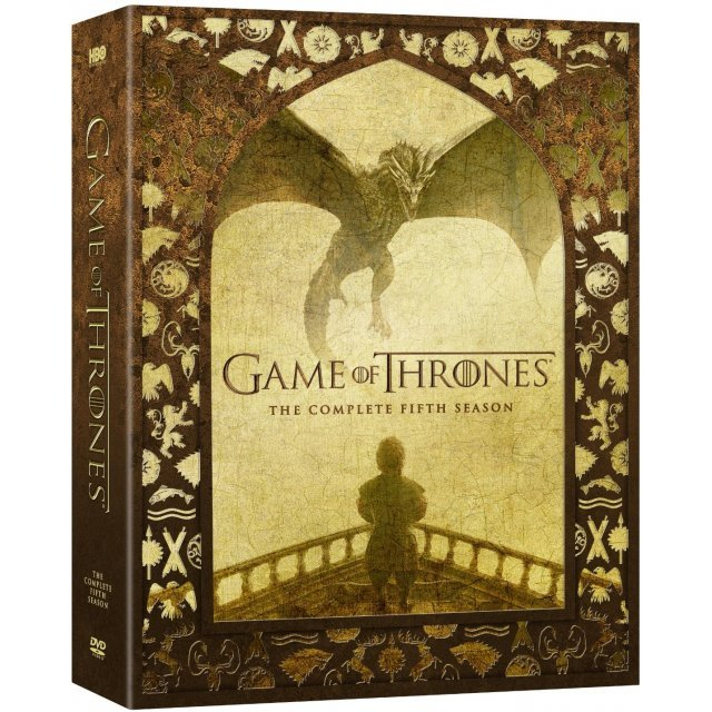 Game of Thrones Season 5 [5-Disc]