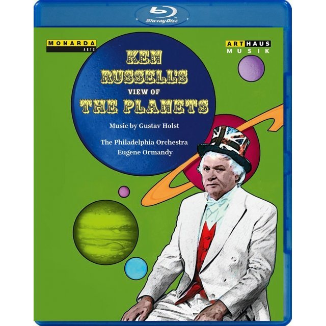 Holst: Ken Russell's View of The Planets