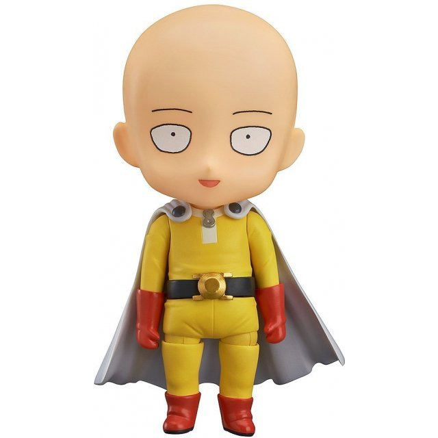Nendoroid No. 575 One-Punch Man: Saitama (2nd Release)