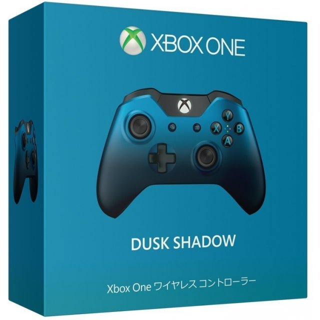 Xbox One Wireless Controller (Dusk Shadow)