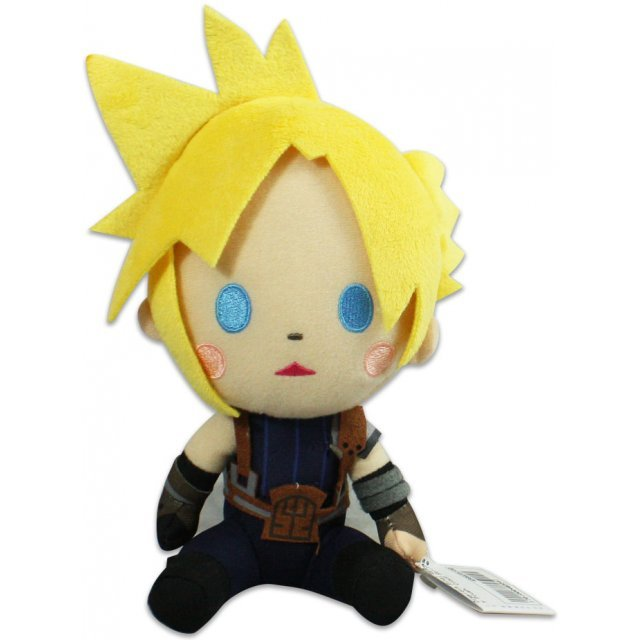 Final Fantasy All Stars Deformed Plush Vol.1: Cloud Strife