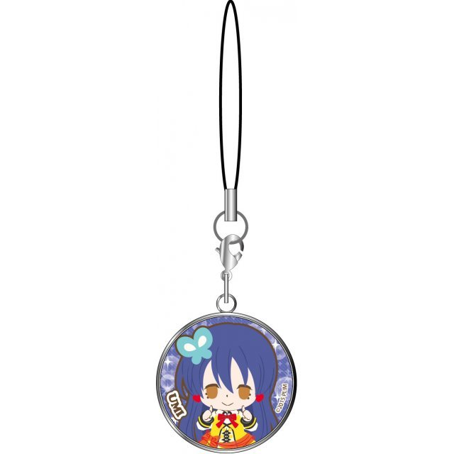 Love Live! The School Idol Movie Charm Strap: Sunny Day Song Ver. Sonoda Umi