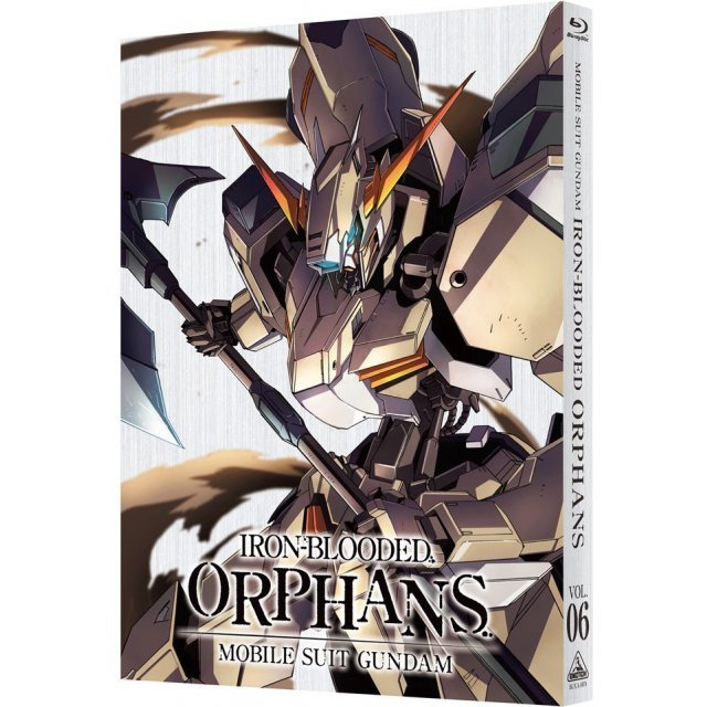 Mobile Suit Gundam: Iron-Blooded Orphans Vol.6 [Limited Edition]