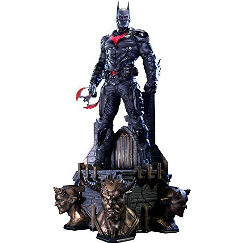Museum Masterline Batman Arkham Knight 1/3 Polystone Statue: EX Edition Batman Beyond