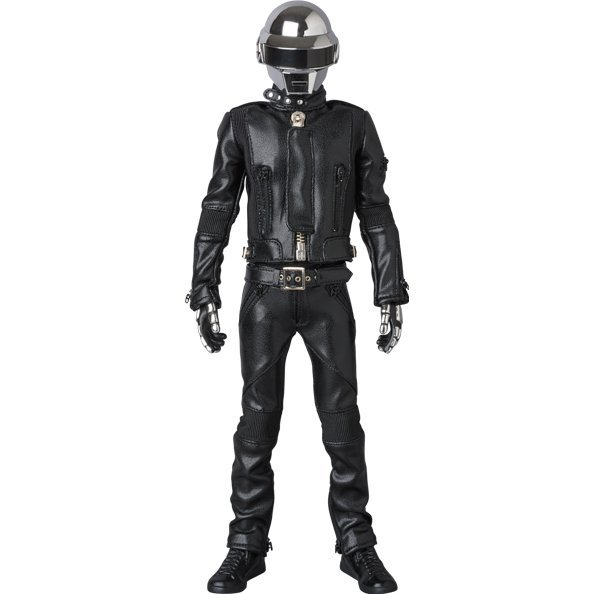 Real Action Heroes No.751 Daft Punk 1/6 Scale Pre-Painted Figure: Thomas Bangalter