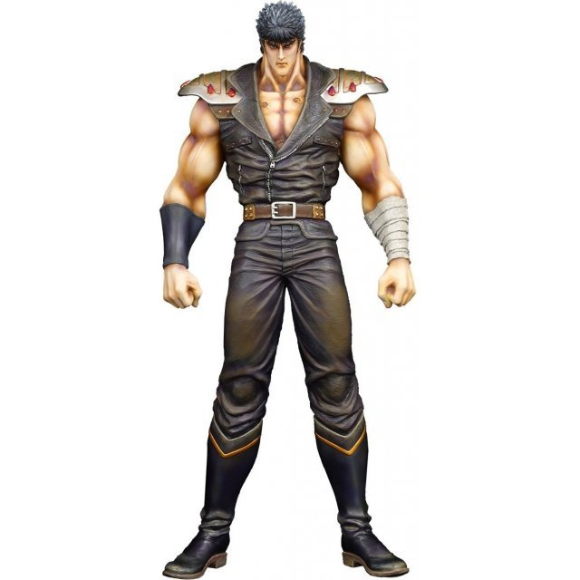 Mega Sofubi Advance MSA-008 Fist of the North Star: Kenshiro