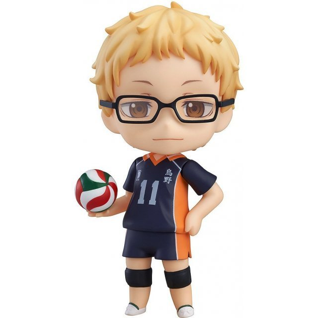 Nendoroid No. 616 Haikyu!! Second Season: Kei Tsukishima