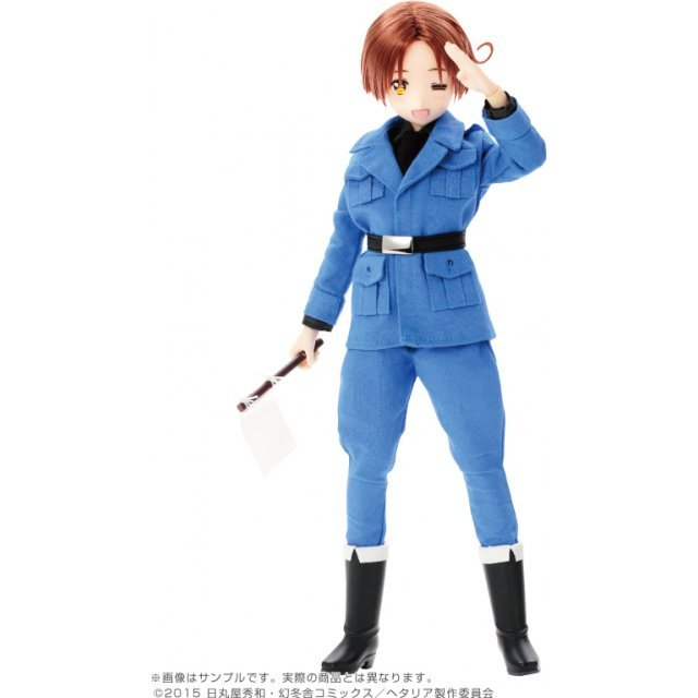 Asterisk Collection Series No. 006 Hetalia The World Twinkle 1/6 Scale Fashion Doll: Italy