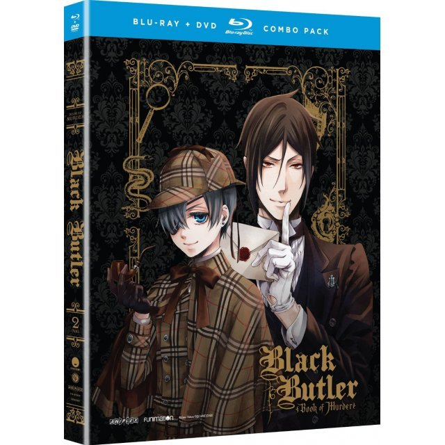 Black Butler: Book of Murder OVA - Season 1 [Blu-ray+DVD]