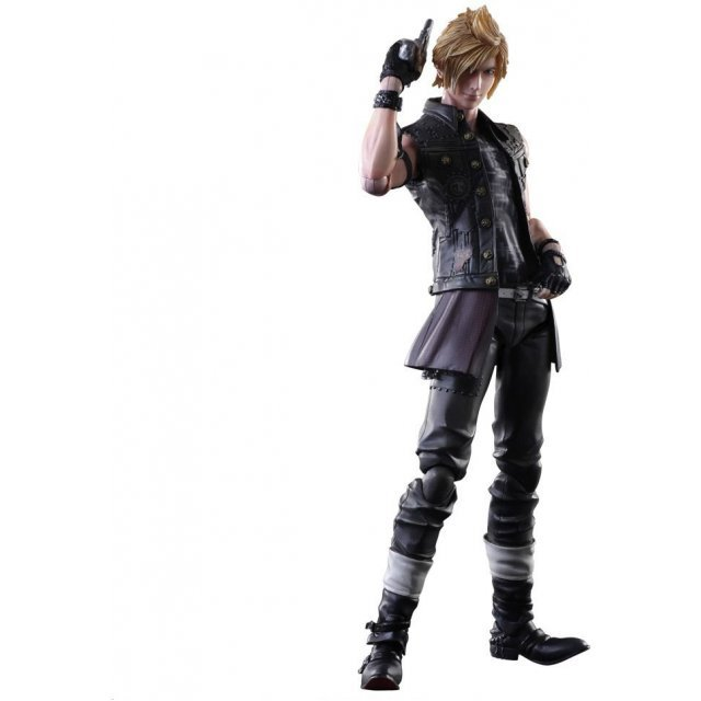 Final Fantasy XV Play Arts Kai: Prompto