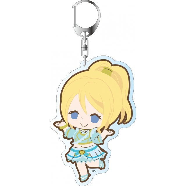 Love Live! Deka Keychain: Music S.T.A.R.T!! Ver. Ayase Eri