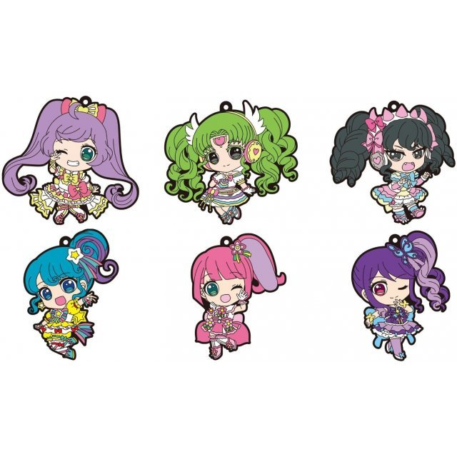 PriPara Trading Rubber Strap (Set of 6 pieces)