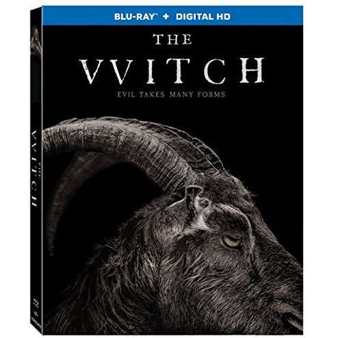 The Witch [Blu-ray+Digital HD]