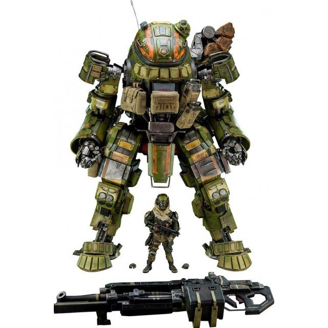 Titanfall 1/12 Scale Action Figure: M-COR Ogre