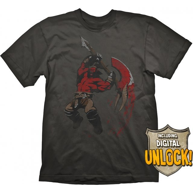 DOTA 2 T-Shirt: Axe (XL Size)