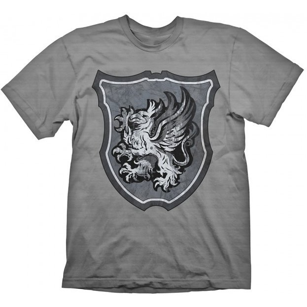 Dragon Age T-Shirt: Grey Warden (M Size)