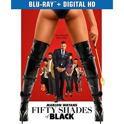 Fifty Shades of Black [Blu-ray+Digital HD]