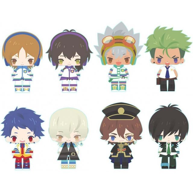 KoedarizeA Acrylic Keychain Collection King of Prism (Set of 8 pieces)