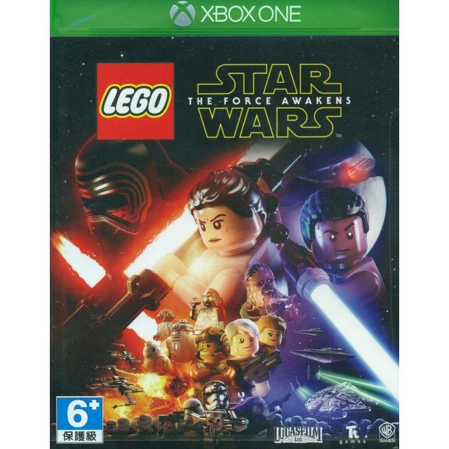 LEGO Star Wars: The Force Awakens (English)