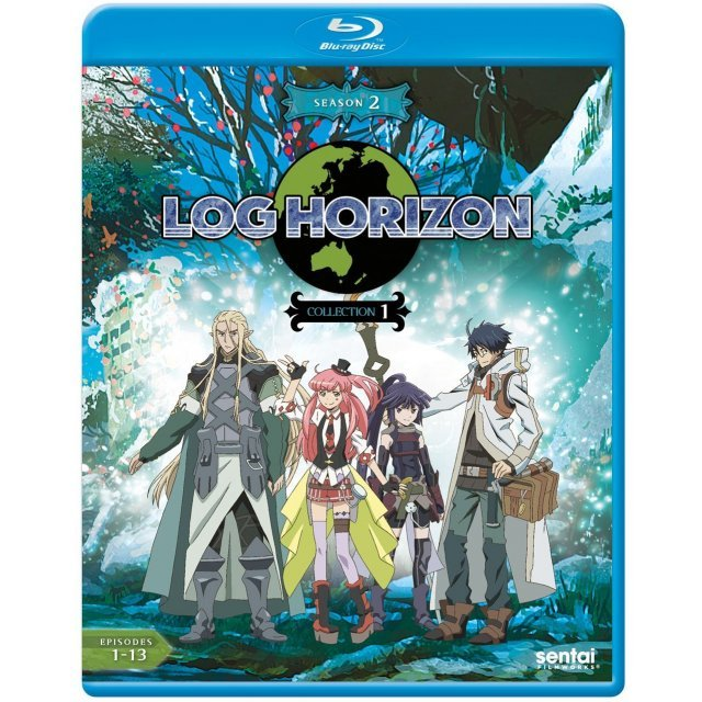 Log Horizon: Season 2 - Collection 1