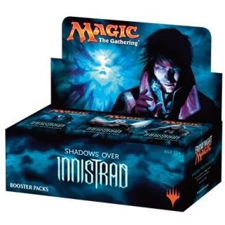 Magic: The Gathering Shadows Over Innistrad Booster Pack (Japanese Ver.) (Set of 36 packs)