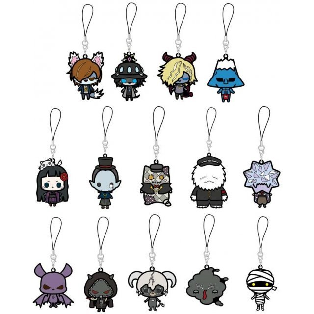 Show by Rock!! Rubber Strap Ver. 2 (Set of 14 pieces)