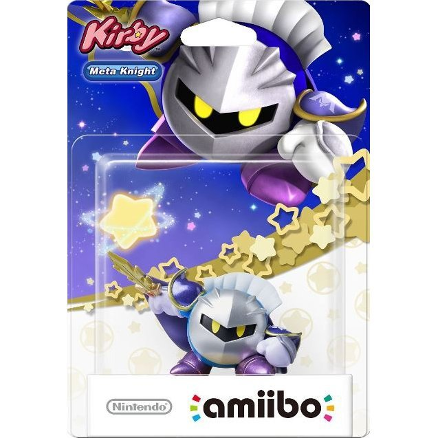 amiibo Kirby Series Figure (Meta Knight)