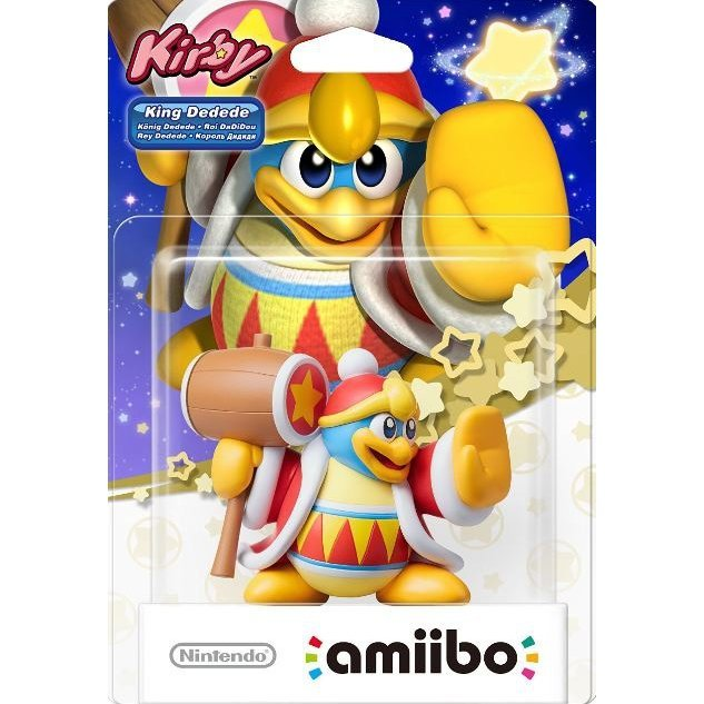 amiibo Kirby Series Figure (King Dedede)