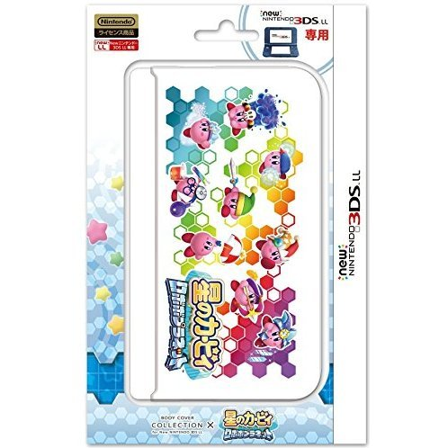 Body Cover for New 3DS LL Hoshi no Kirby Series (Type A)