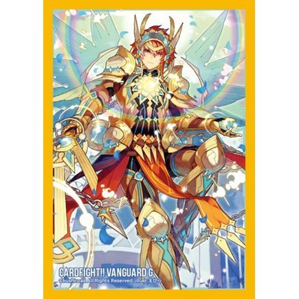 Cardfight!! Vanguard G Bushiroad Sleeve Collection Mini Vol. 207: Sunrise Ray Radiant Sword Gurguit