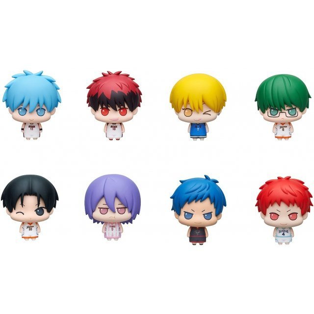 Chara Fortune Kuroko's Basketball (Set of 8 pieces)