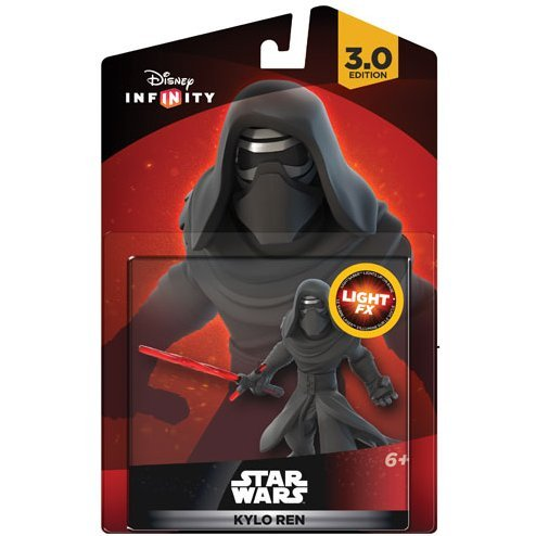 Disney Infinity 3.0 Edition Figure: Star Wars The Force Awakens Kylo Ren Light FX