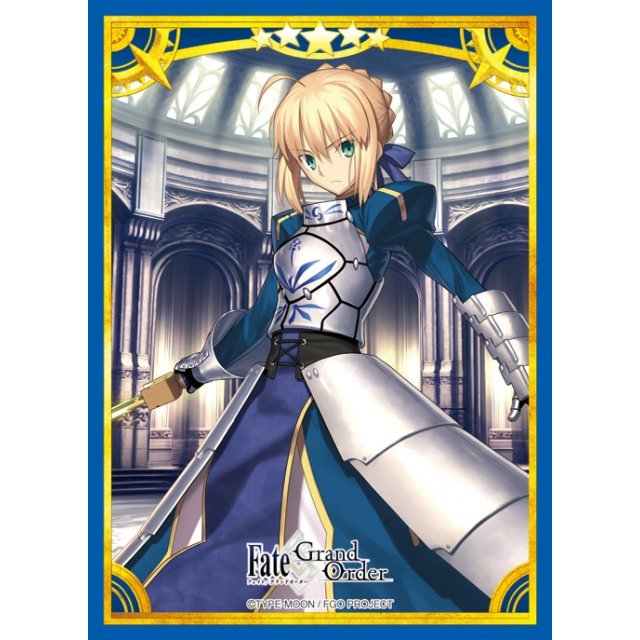 Fate/Grand Order Character Sleeve: Saber / Altria Pendragon