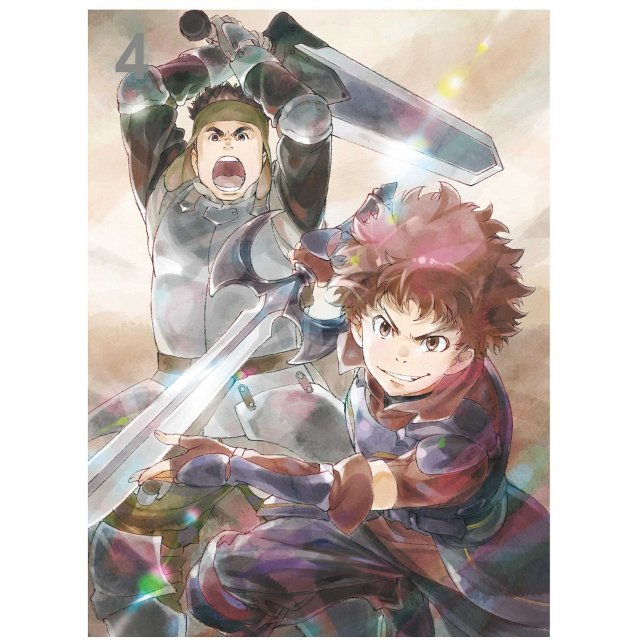 Grimgar Of Fantasy And Ash Vol.4