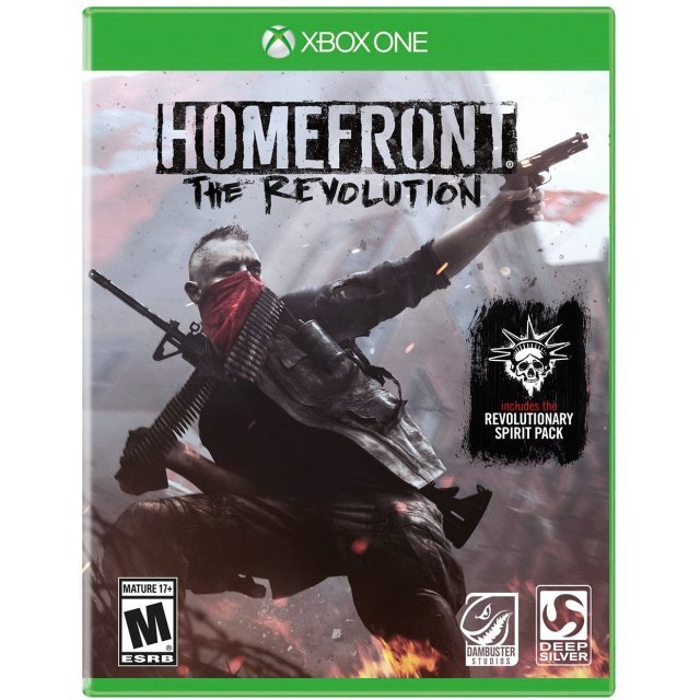Homefront: The Revolution (English)