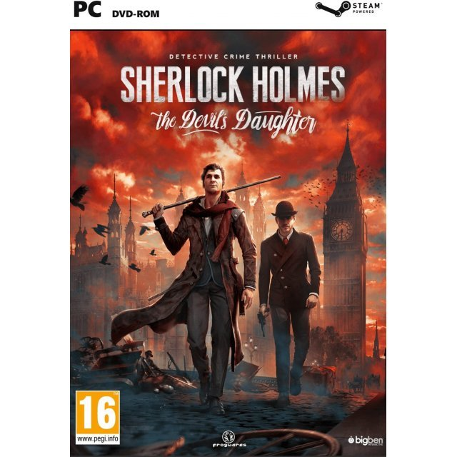 Sherlock Holmes: The Devil's Daughter (DVD-ROM)