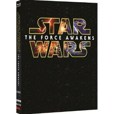 Star Wars: Episode VII - The Force Awakens (alternative cover) [2 Blu-ray]
