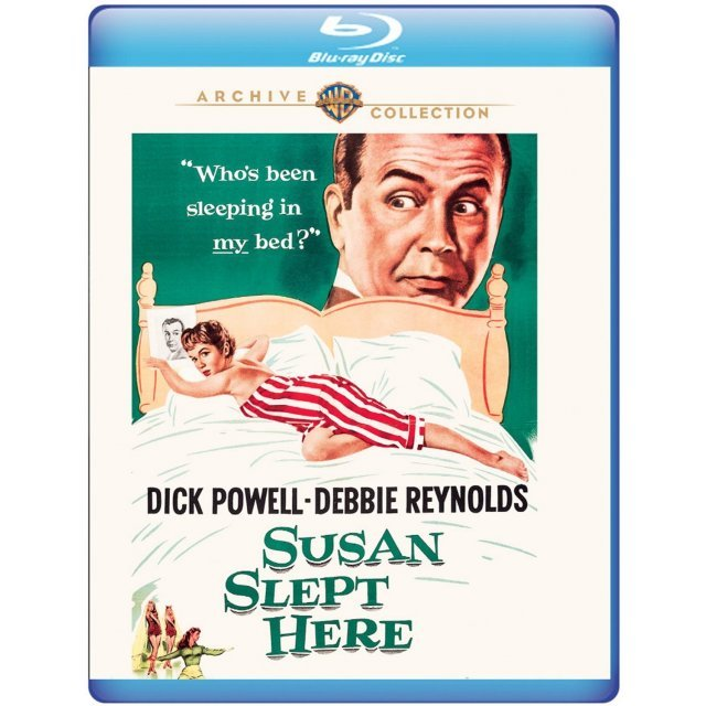 Susan Slept Here (Warner Archive Collection)