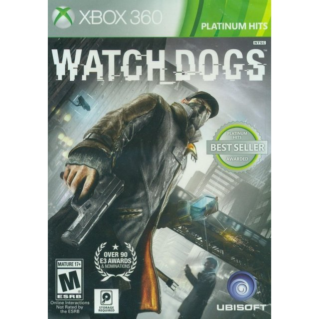 Watch Dogs (Platinum Hits)